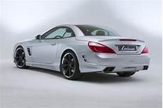 2012 mercedes sl 500 r231 by lorinser