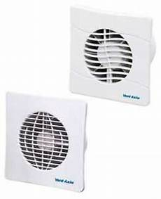 Kitchen Extractor Fan No External Wall by Vent Axia Slimline Wall Extractor Fans 100mm 4 Quot 150mm 6