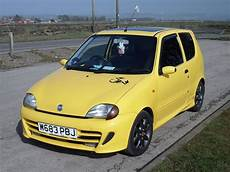 fiat seicento abarth project fiat seicento sporting abarth in s74 barnsley