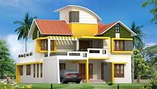 kerala house photos with plans latest kerala house plan and elevation at 2563 sq ft