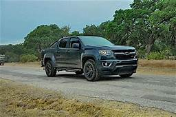Is The 2016 Chevrolet Colorado Trail Boss Extra