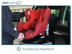 bébé dos à la route installation dos 224 la route du si 232 ge auto groupe 1 neo de bebe confort