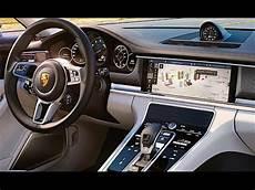 New Porsche Panamera 2017 Interior Porsche Panamera Turbo