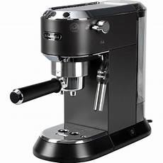 delonghi ec 685 preisvergleich delonghi ec 685 bk espressomaschine schwarz ebay