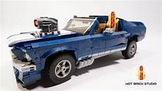 Lego 10265 Ford Mustang Creator Expert Speed Build