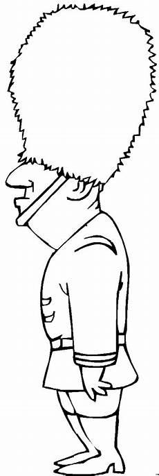Malvorlagen Englisch Englischer Soldat Seitlich Ausmalbild Malvorlage Comics