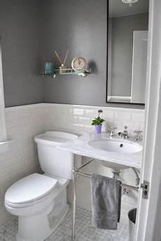 badezimmer halb gefliest 186 best half bath ideas images in 2019 bathroom small