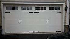 2 garage doors vs two car garage door size how to measure the suitable size