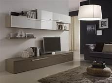 mobili da soggiorno moderno mobile soggiorno flat design moderno l 270 cm larice