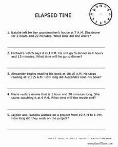 elapsed time math worksheets 3rd grade 3673 elapsed time 3rd grade free worksheets for free printable worksheets worksheets for