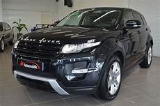 Voiture Occasion Land Rover Evoque La Culture De La Moto