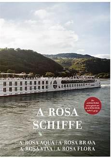 A Rosa Flusskreuzfahrten Katalog Bestellen Arosa Katalog