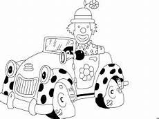 Comic Autos Malvorlagen Spassvogel Im Auto Ausmalbild Malvorlage Comics
