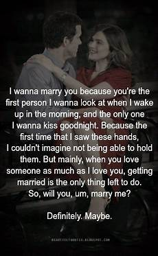 so will you um marry me love quotes pinterest