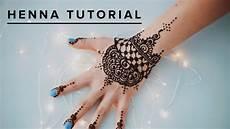 easy henna tutorial