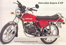 Hercules Supra 4 Gp 1981 1983