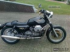 1987 Moto Guzzi Mille Gt Moto Zombdrive