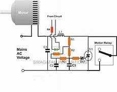 adding a soft start to water pump motors reducing relay burning problems homemade circuit