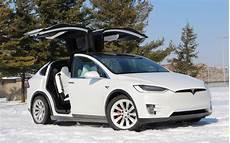Tesla Model X 2018 Capsule Spatiale Sur Roues Guide Auto
