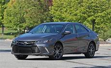 2017 Toyota Camry In Depth Model Review Car And Driver