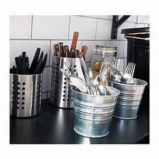ikea ordning stainless steel utensil holder en 2019