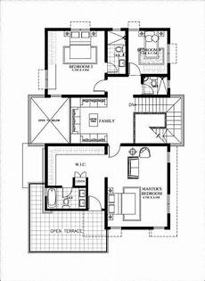 5 bedroom double storey house plans amolo 5 bedroom house mhd 2016024 double storey house