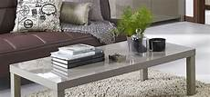 How Should A Coffee Table Be