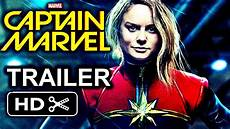 captain marvel official trailer 2019 marvel hd