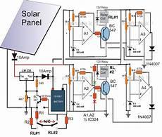 homemade solar mppt circuit poor mans maximum power point tracker circuit circuit diagram centre