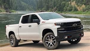 2019 Chevrolet Silverado First Drive Review The Peoples