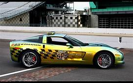 Chevrolet Corvette Indy 500 Pace Cars 2008 Widescreen