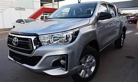 Nuevo Modelo Toyota Hilux 2019