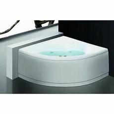 vasca da bagno con seduta vasca da bagno angolare ibis 130x130