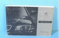 car owners manuals for sale 1997 acura tl windshield wipe control 97 1997 acura tl owners manual for sale online