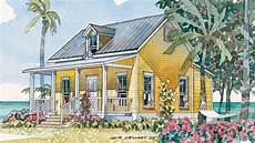southern living coastal house plans beachside bungalow coastal living southern living
