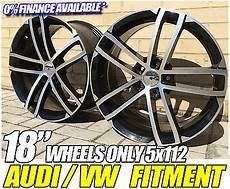 18 alloy wheels vw golf gtd nogaro only mk5 mk6 mk7