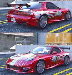 The Fast And The Furious Cars Pack 2 Add On Animated