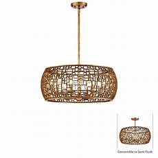 6 light chandelier flush in halcyon gold finish chandelier lighting lighting ceiling