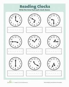 it s time worksheet education com