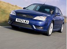 2002 Ford Mondeo St 220 Picture 5221 Car Review Top