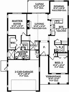 1400 square feet house plans colonial style house plan 2 beds 2 baths 1400 sq ft plan