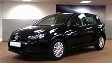 Volkswagen Golf Vi 1 4 Trendline 2010 Black