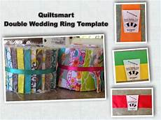 quiltsmart 3 ingenious ways to utilize the quiltsmart double wedding ring pieced arc template