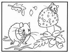 Gratis Malvorlagen Herbst Fall Coloring Pages Printable Activity Shelter