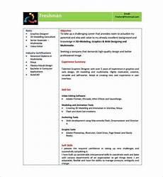 14 resume templates for freshers pdf doc free premium templates