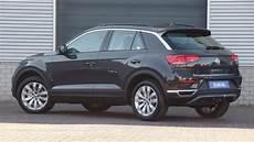 Volkswagen New T Roc Style 2018 Urano Grey 17 Inch