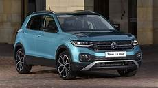 T Cross Vw - vw t cross compact suv sa line up and specs revealed