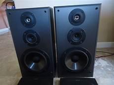 Sony Ss Mb215 Bookshelf Speakers 3 Way See