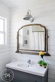 the transom home a flip home bathroom building contractor
