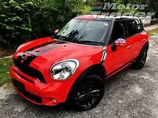 how do i learn about cars 2012 mini cooper clubman windshield wipe control rm 156 000 2012 mini countryman cooper s 1 6 all4 a unregistered recon car for sales in